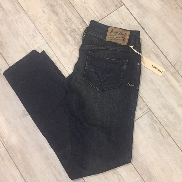 ab671bb2 Diesel Jeans | Dirty Thirty Limited Edition Size 28 | Poshmark